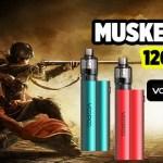 INFORMAZIONI SUL LOTTO: Musket 120W (Voopoo)