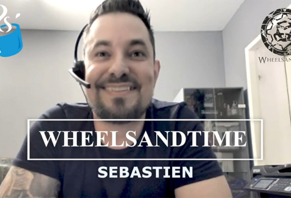 EXPRESSO: Episode 17 - Sébastien Lavergne (Wheels & Time)