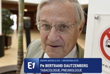 בריאות: פרופסור דאוצנברג יתנגד לסיגריות אלקטרוניות ביום בו אין עוד מעשנים.