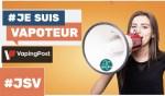 """MOBILISATION : Le """"Vaping Post"""" donne son soutien à l'initiative """"#jesuisvapoteur"""""""