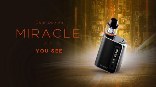 OSub 80w TC Pro Kit - £59