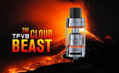 Smok TFV8 Cloud Beast - £35