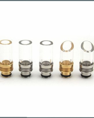 Electronic Cigarette Glass Drip Tips Vapour Days