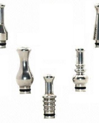 Stainless Drip Tips