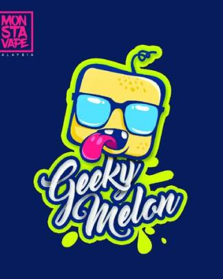 Monsta Vape Geeky Melon e liquid