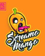 Monsta Vape Screamo Mango e liquid