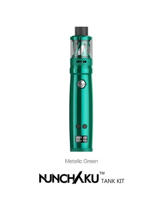 Green Nunchaku Kit