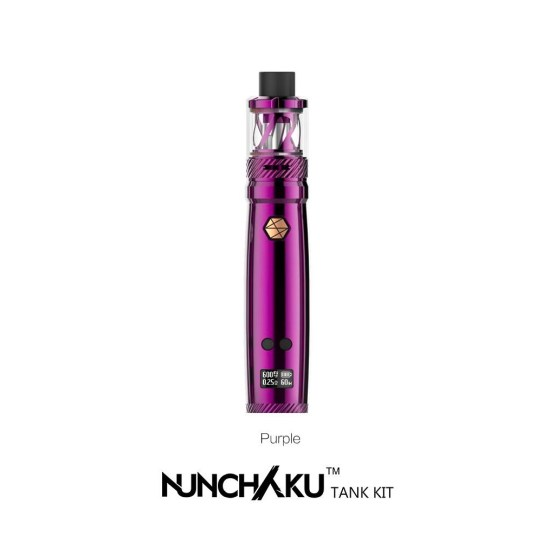 Purple Nunchaku Kit