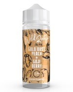 Wild Roots Gold Dust Peach 100ml short fill e liquid