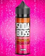 Soda Boss Mango Raspberry 100ml short fill