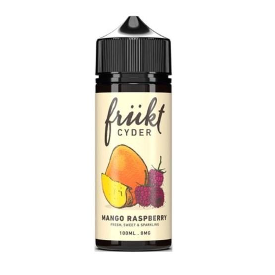 Frukt Cyder Mango Raspberry 100ml short fill e liquid