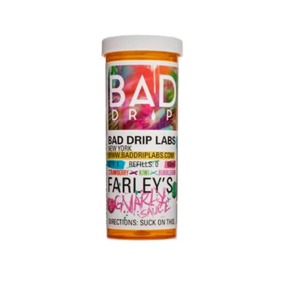Bad Drip Farleys Gnarly Sauce Short Fill