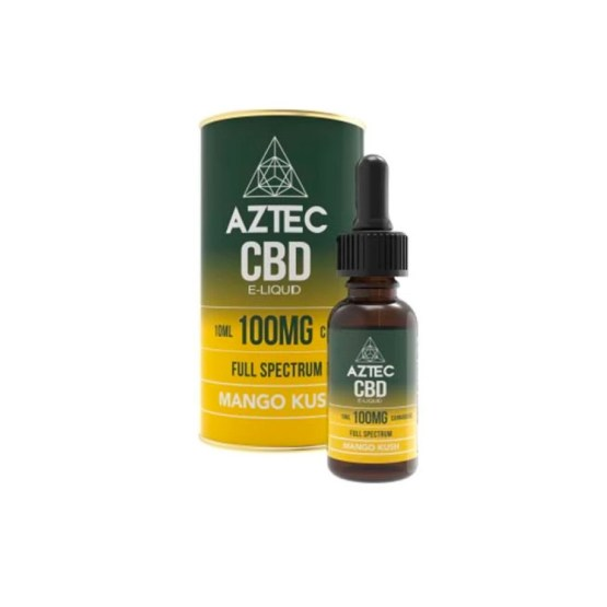 Aztec Mango Kush CBD Vape E Liquid