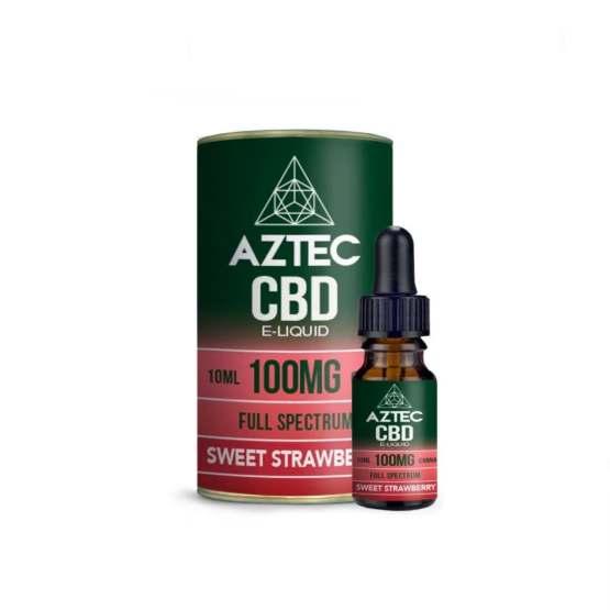 Aztec sweet strawberry e liquid