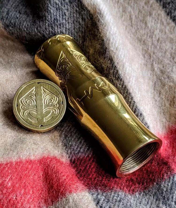 amc mods haka in gold