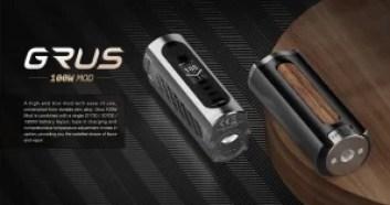 Lostvape Grus specs