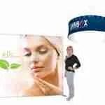 EZ Fabric Display