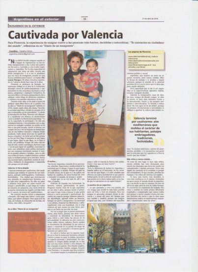 Historias de Argentinos en el exterior