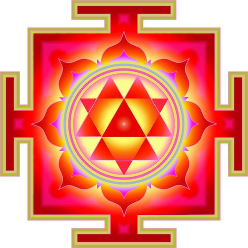 Image result for Durga yantra