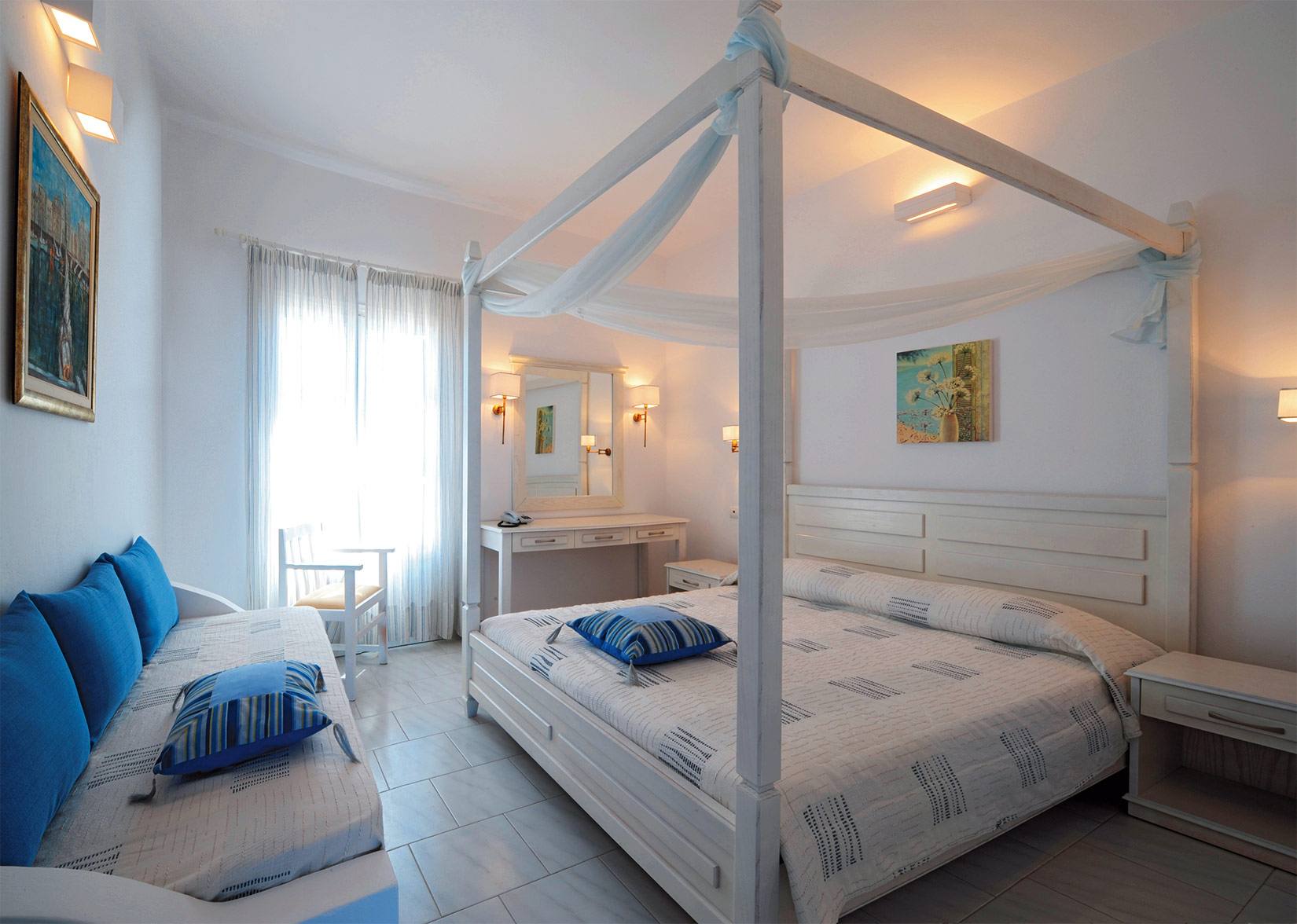 Accommodation  Vardia Bay Studios Folegandros