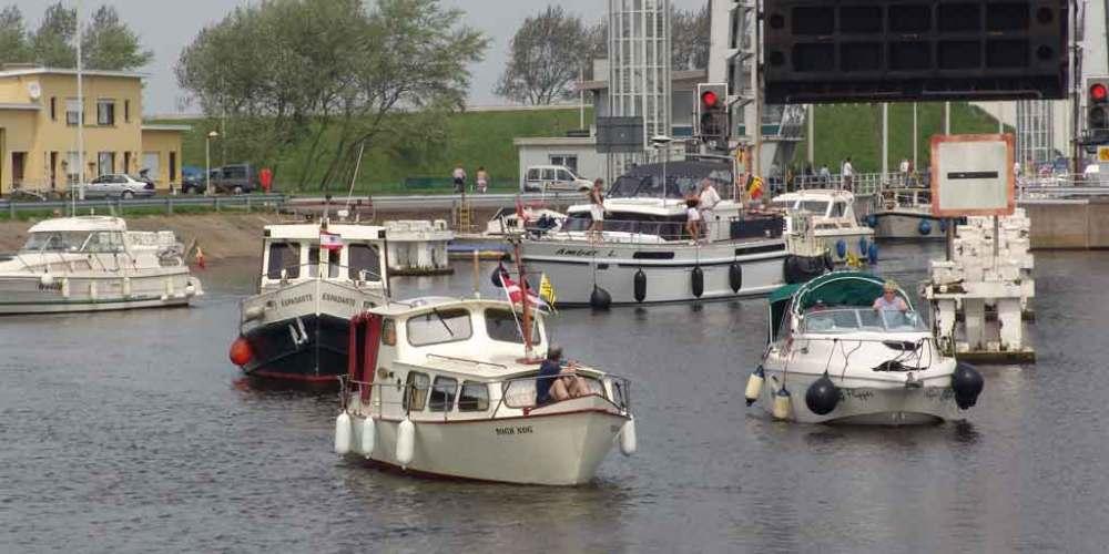 Belgische waterwegen: 2.000 km surfen