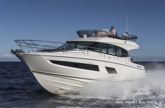 26-27 mai 2014 Prestige Yachts 420 Photo © Jean-Marie LIOT