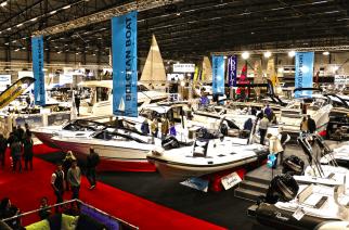 Vandaag deel 2 van de Belgian Boat Show