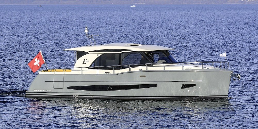 Boarncruiser 1200 Elegance is European Powerboat of the Year 2016