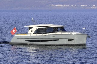 Boarncruiser 1200 Elegance is European Powerboat of the Year 2016