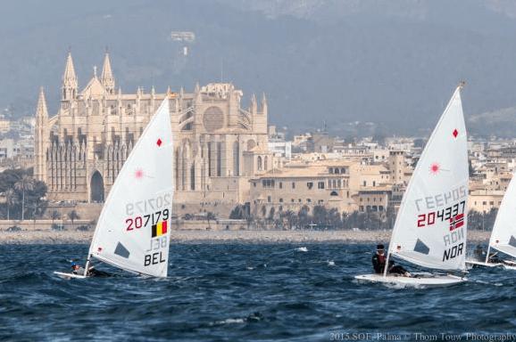 2016 EUROSAF Palma de Mallorca