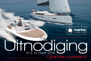Opendeurdagen Marina Oostende 12-13 maart