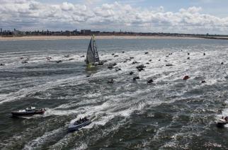 Volvo Ocean Race komt naar Den Haag