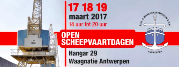 Open Scheepvaartdagen 2017