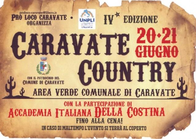 Festa Country Caravate