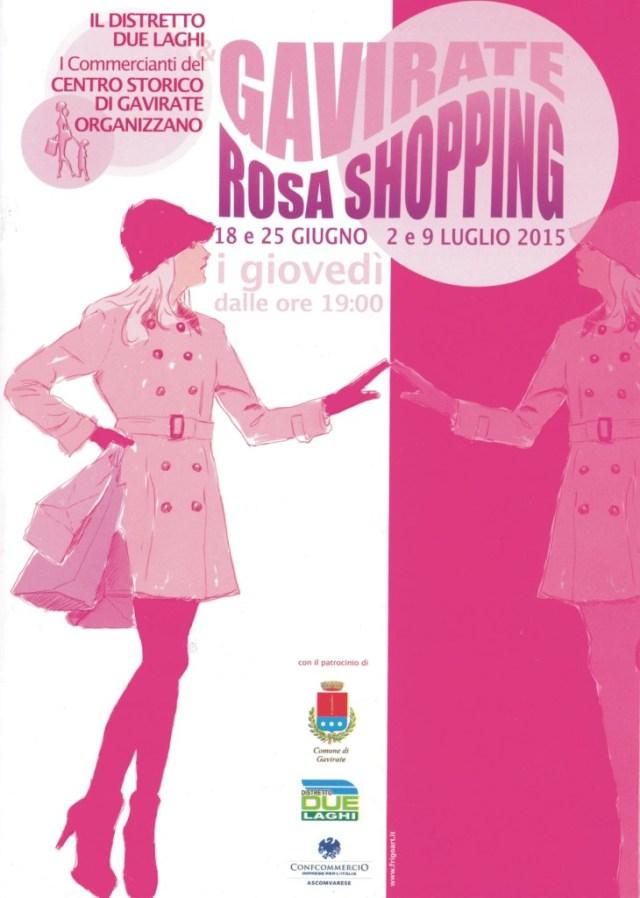 Gavirate Rosa Shopping