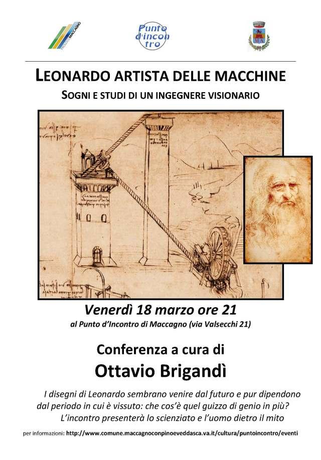 locandina Leonardo 2