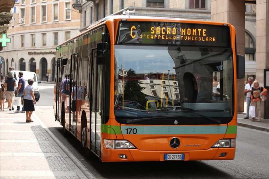 Bus Varese Si Muove