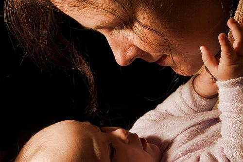 Den viktigste person i ditt liv er din mor