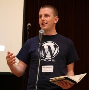 Mannen bak WordPress- Matt Mullenweg