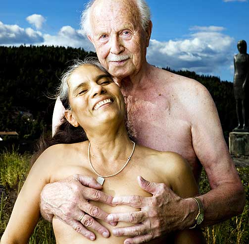 Pensjonister har mer sex enn de fleste
