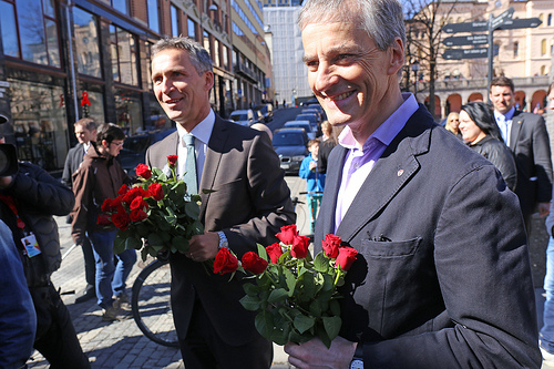 Jens til Nato- åpner for Jonas som statsministerkandidat