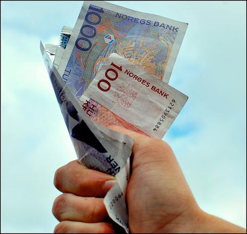 Snart blir du rik!