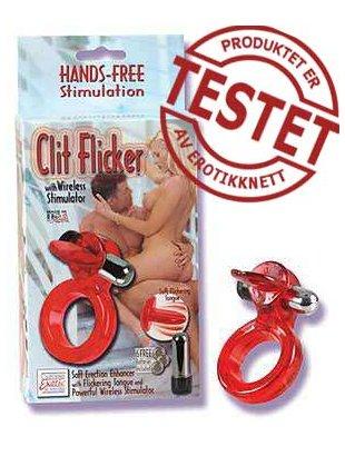 Clit Flicker penisring