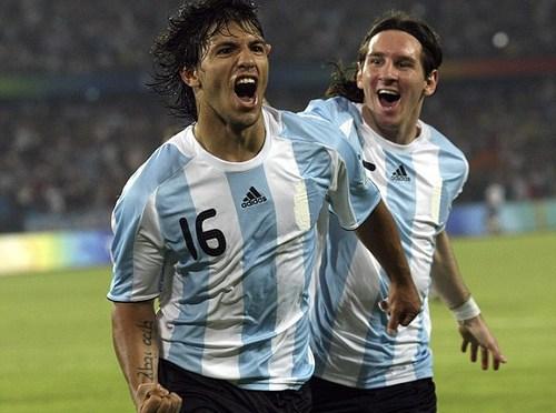 VM i Brasil- Tyskland møter Argentina i finalen!