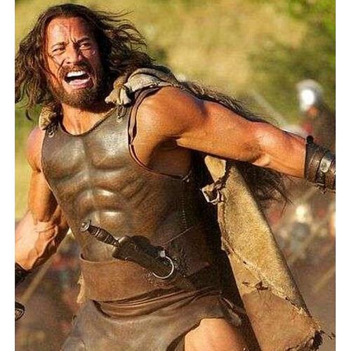 Hercules- norske stjerner på Hollywood himmelen
