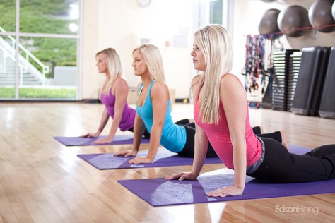 Beauty Orange County Women's Fitness Yoga Pants -7853