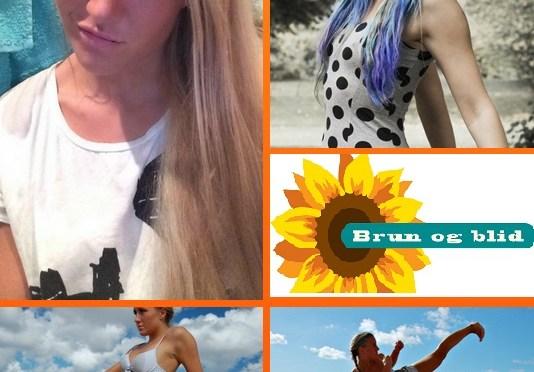 Stem på Norges mest sexy blogger!