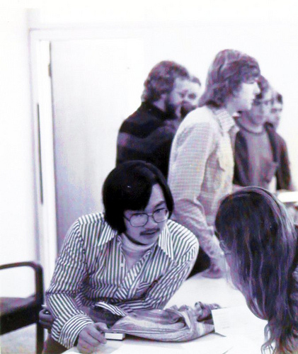Students 1970s duplicate