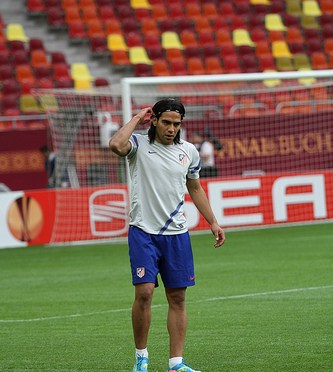 Falcao klar for United-rival, done deal!