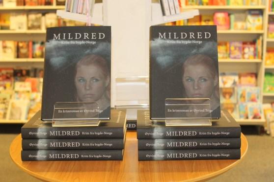 Romanen Mildred er utsolgt – Foreløpig!